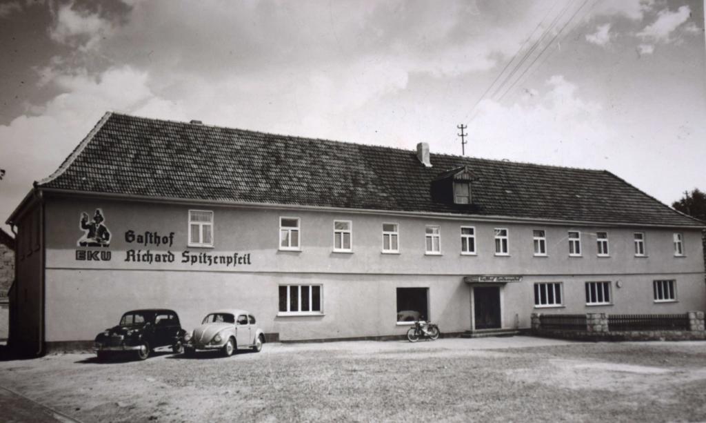 Hausansicht 1954