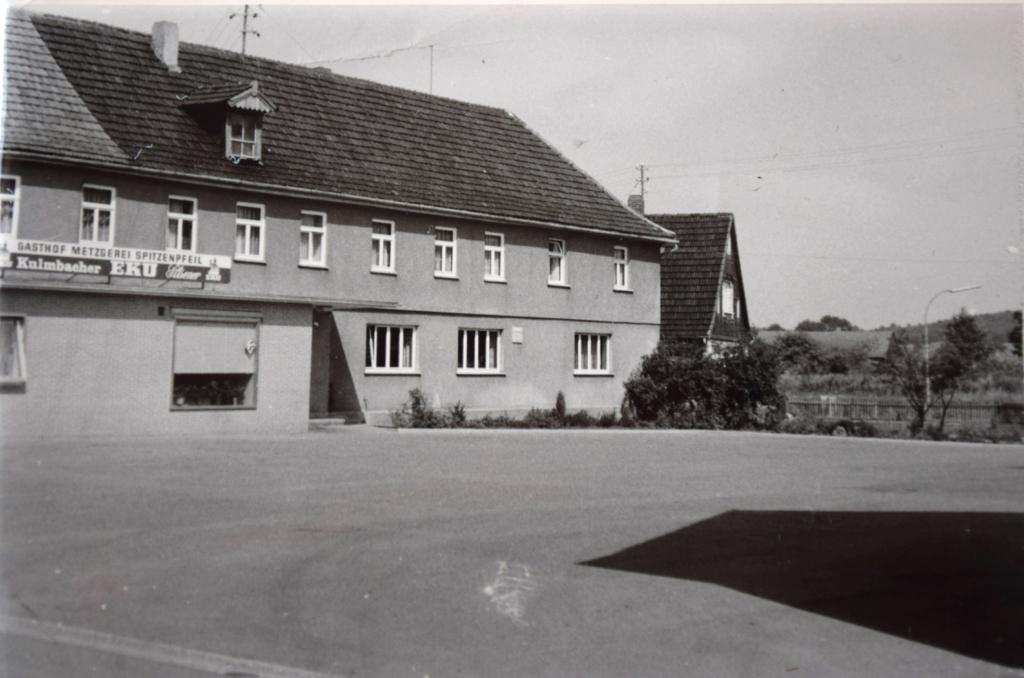 Hausansicht 1968