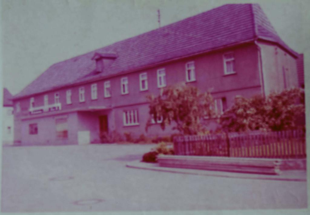 Hausansicht 1973
