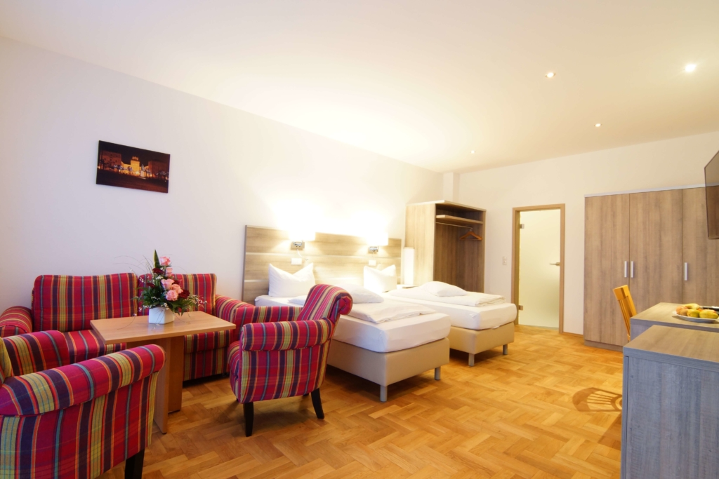 Gasthof Spitzenpfeil - Zimmer Deluxe