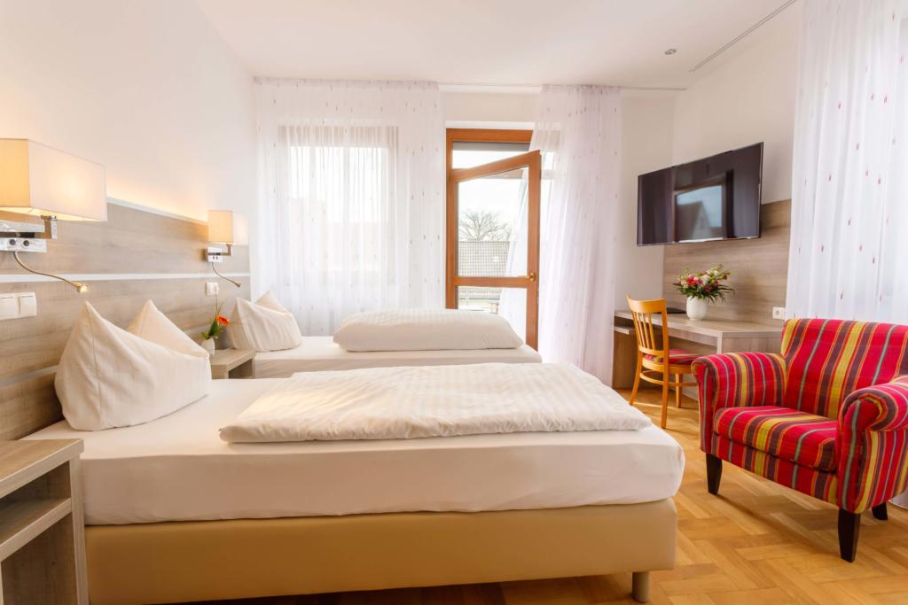 Gasthof Spitzenpfeil - Zimmer Superior